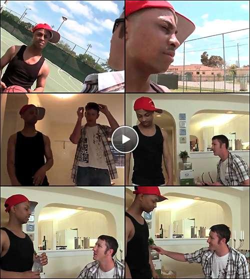 white guy dicks video
